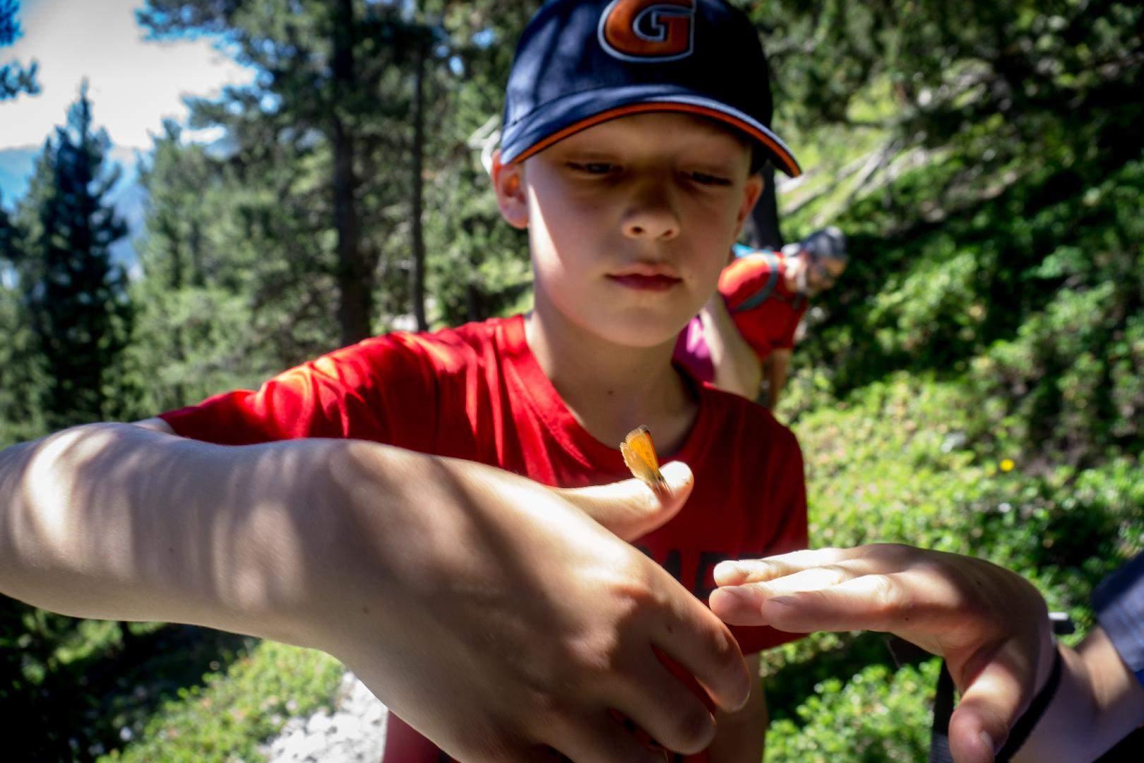 trekking per famiglie natura torino