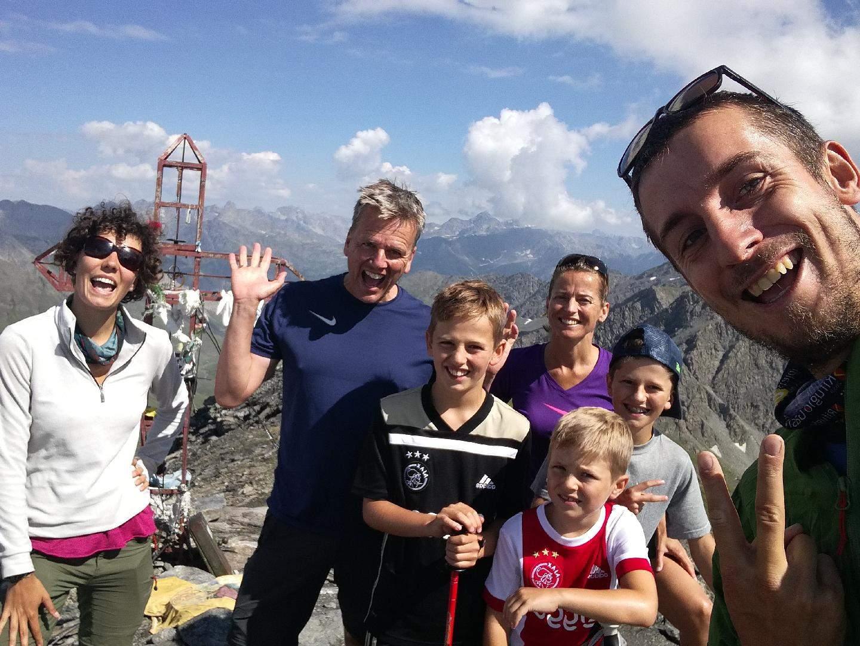 trekking per famiglie giro del monviso