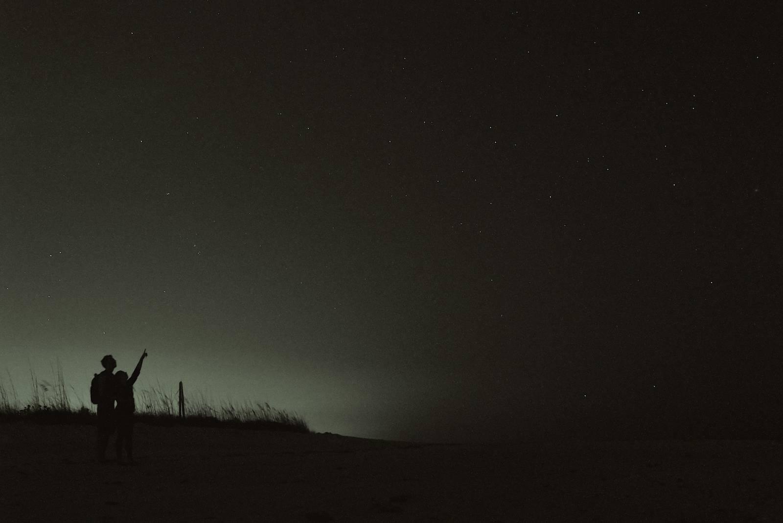 educazione ambientale notte in gita osservatorio