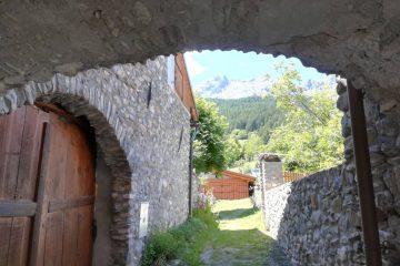 educazione ambientale soggiorno scolastico in gita villaggi alpini borgate alpine