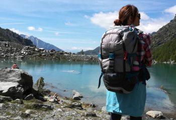estate educazione ambientale trekking alpi occidentali valle d'aosta lago escursioni