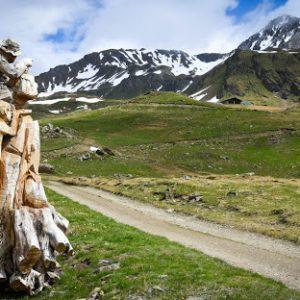 trekking alpi occidentali monte fallere escursioni camminate vette 3000 metri